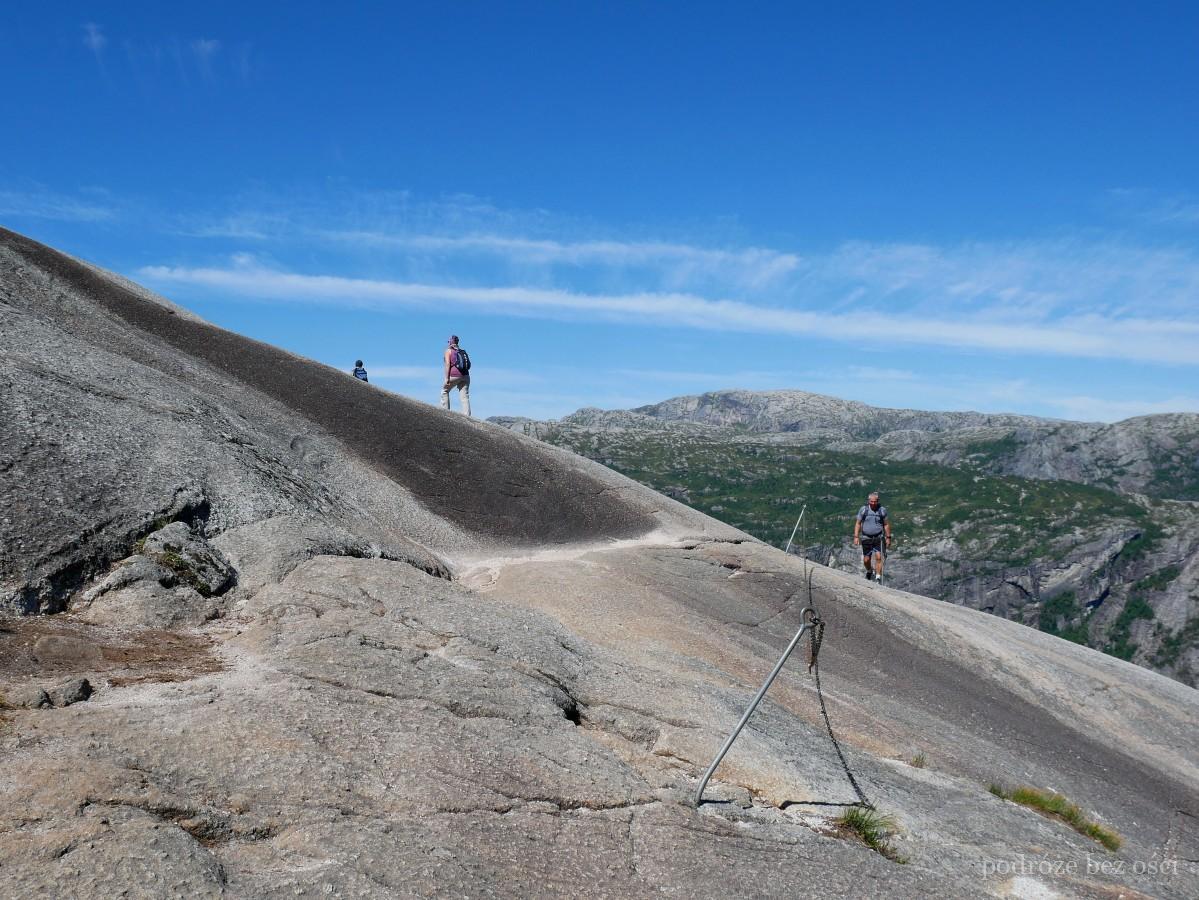kjerag kjeragbolten ruta ruta viaje trekking noruega noruega caminata