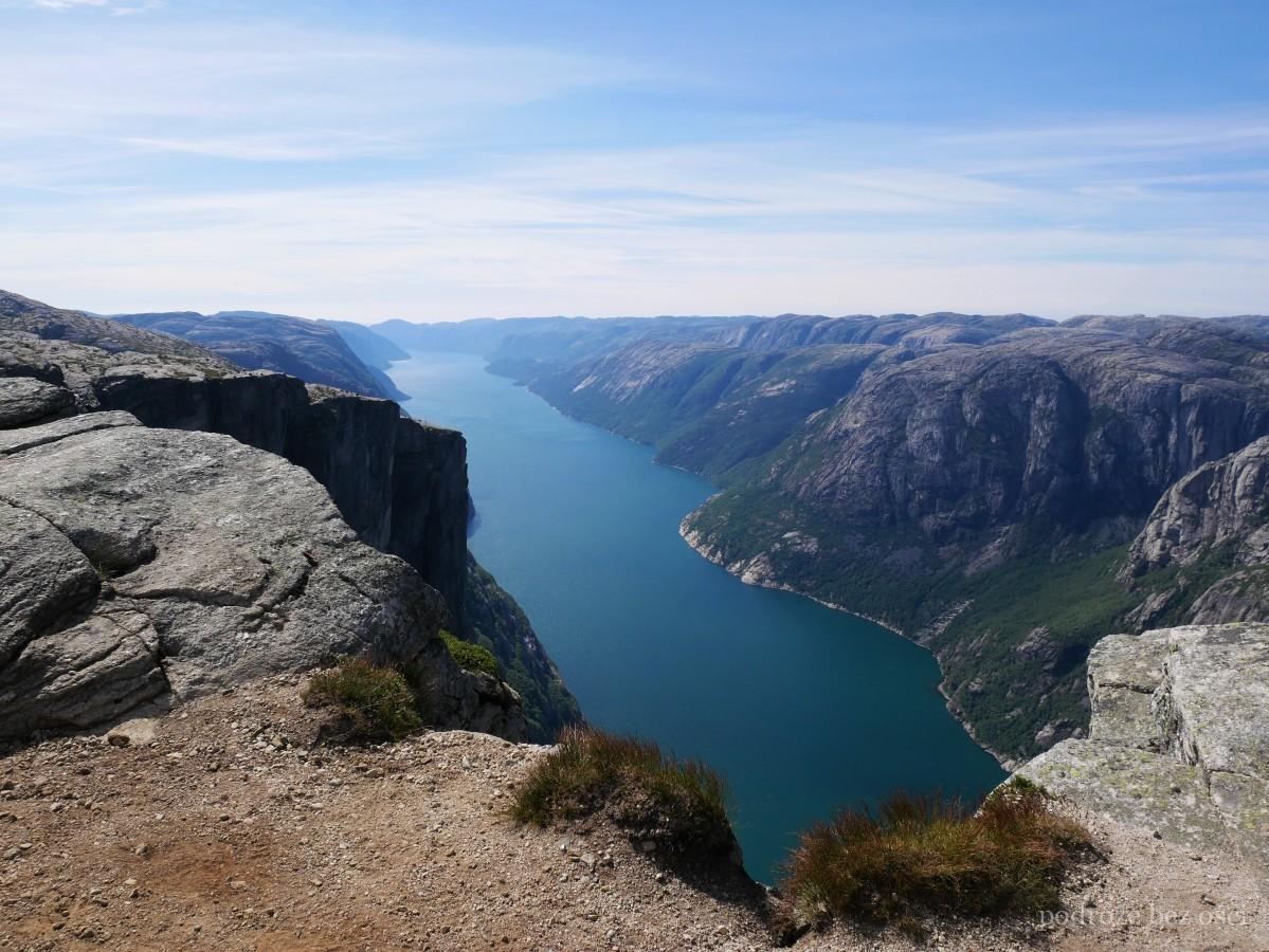 lysefjord noruega noruega fiordo